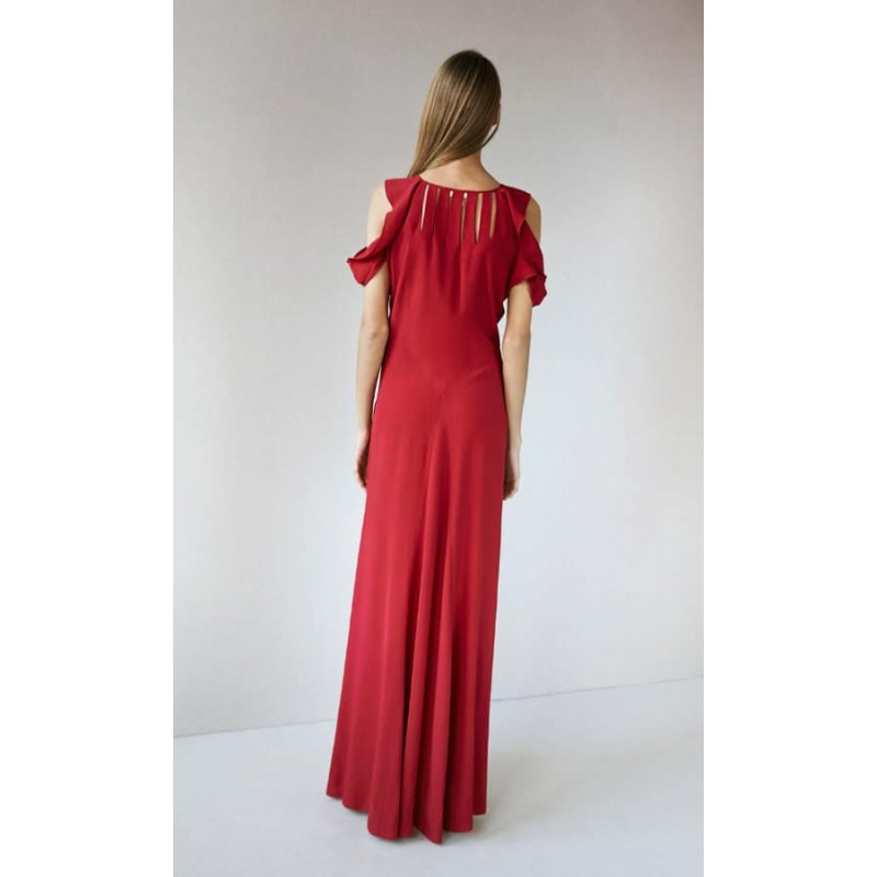 Vestido comprido Intropia